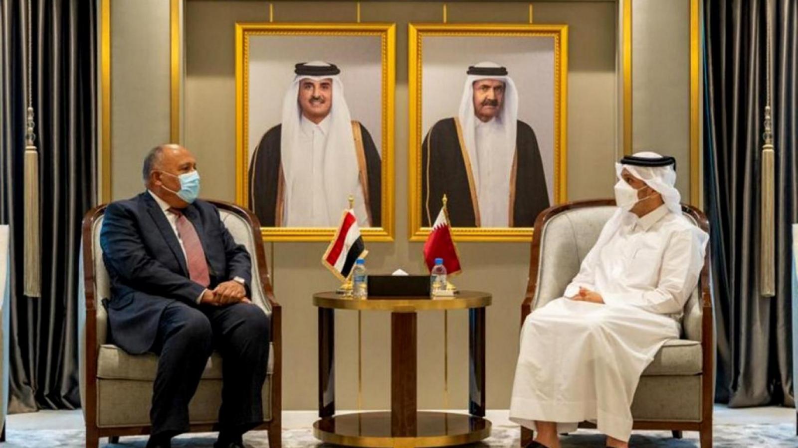 Ai Cập bổ nhiệm Đại sứ đặc mệnh toàn quyền tại Qatar sau khi nối lại quan hệ ngoại giao