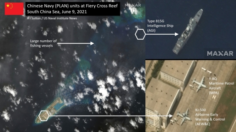 Vietnam objects to China illegally sending reconnaissance ships and aircraft to Truong Sa