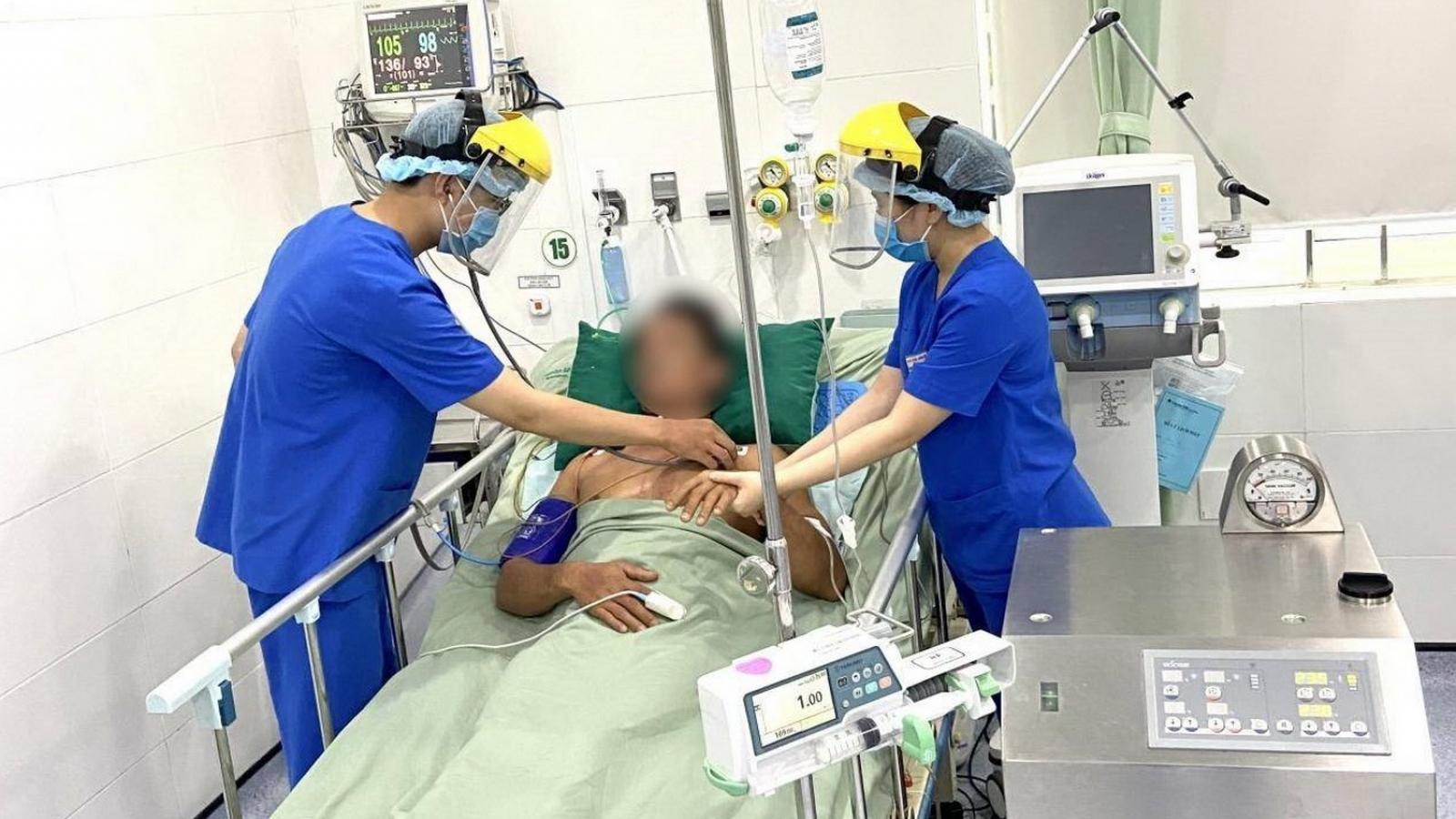 Cứu sống bệnh nhân bị nhồi máu cơ tim, ngừng tuần hoàn gần 60 phút