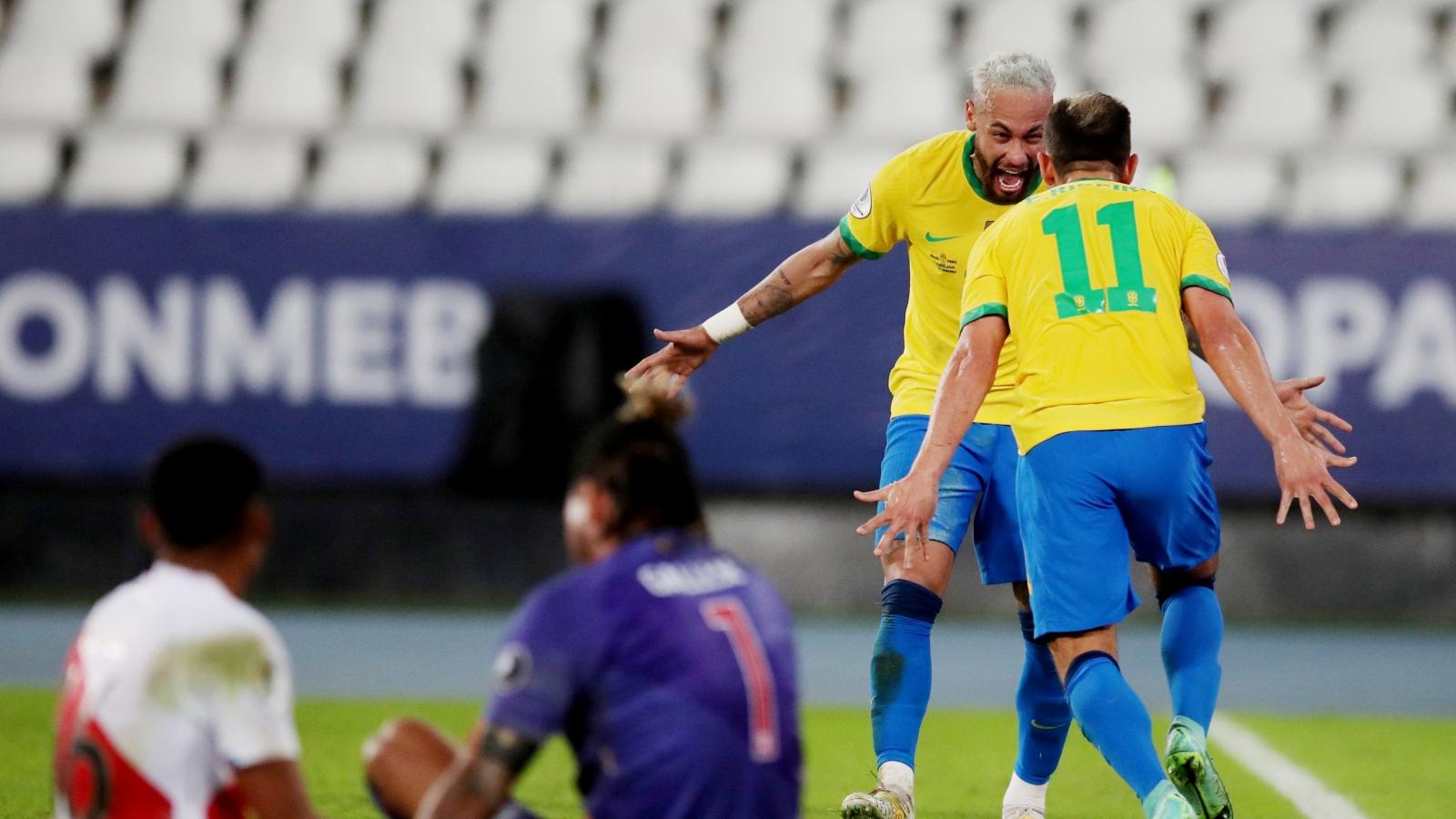 Bảng xếp hạng Copa America 2021 mới nhất: Brazil tiến gần tứ kết, Argentina gặp thách thức
