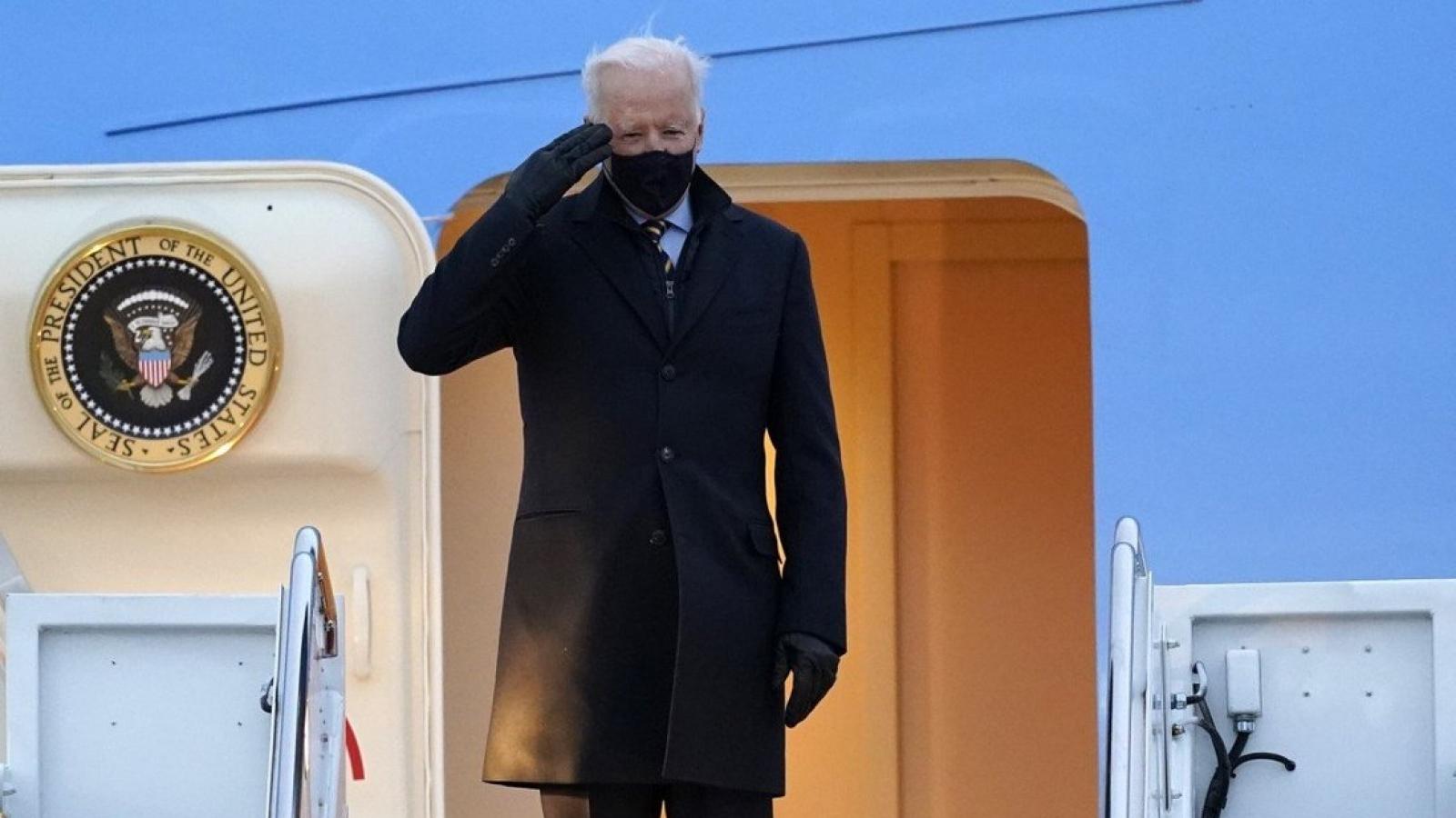 """""""Bữa tiệc"""" đầu tiên của ông Biden với các đồng minh châu Âu: Cơ hội hóa giải bất đồng?"""