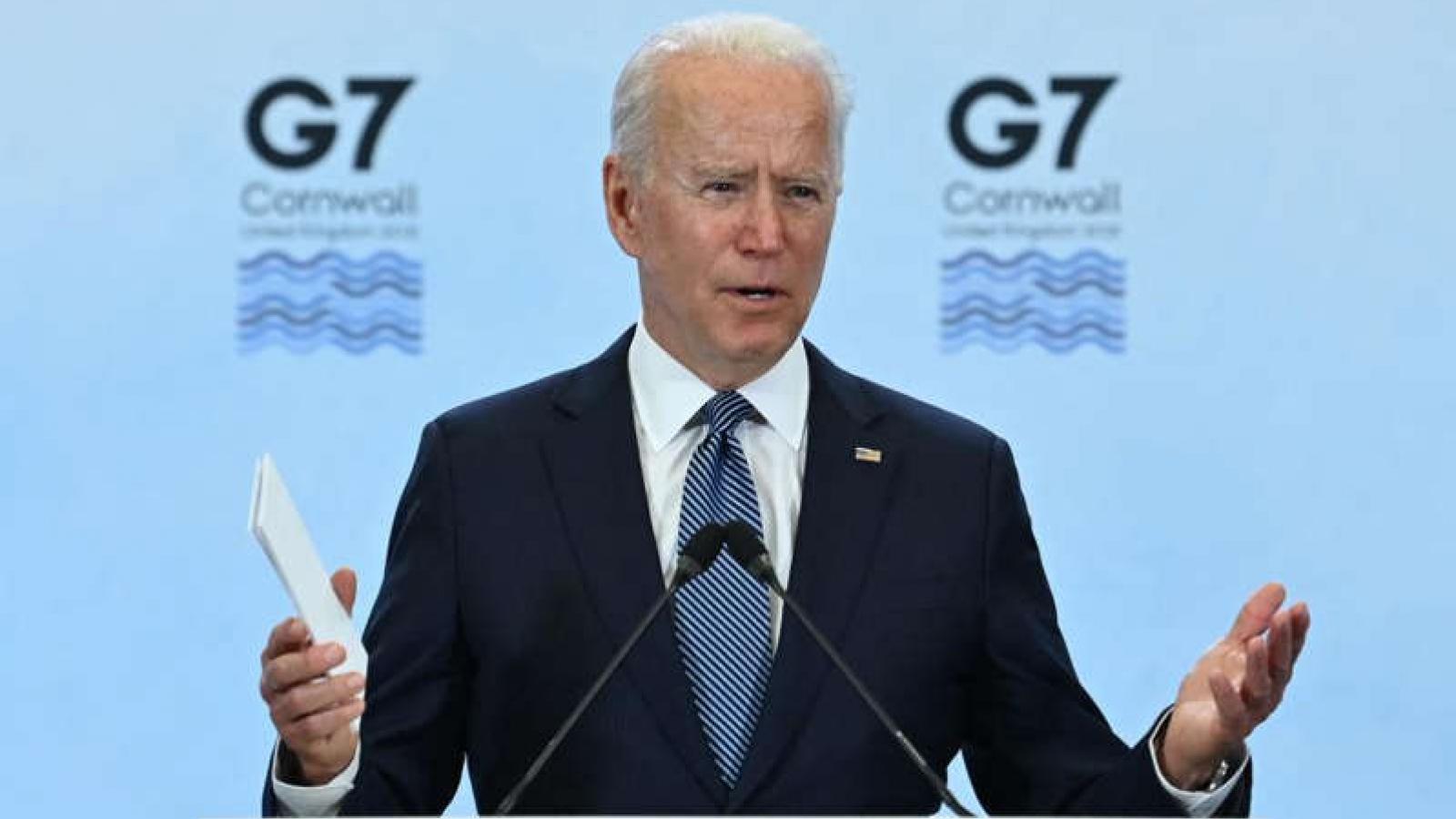 Ông Biden: Tổng thống Putin đã đúng khi nói quan hệ Nga – Mỹ ở mức thấp nhất