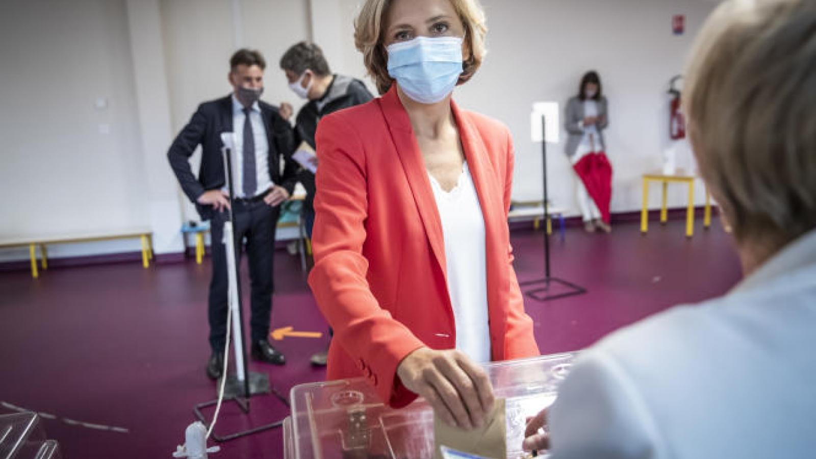 65% cử tri vắng mặt, đảng cực hữu và đảng của ông Macron thất bại bầu cử địa phương