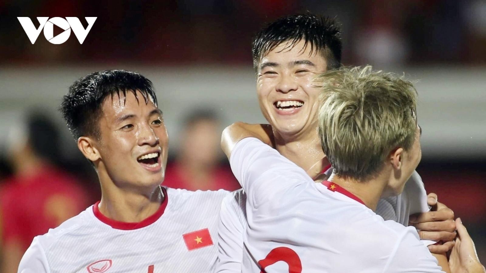 """Đội hình """"công - thủ"""" toàn diện của ĐT Việt Nam trước ĐT Malaysia"""