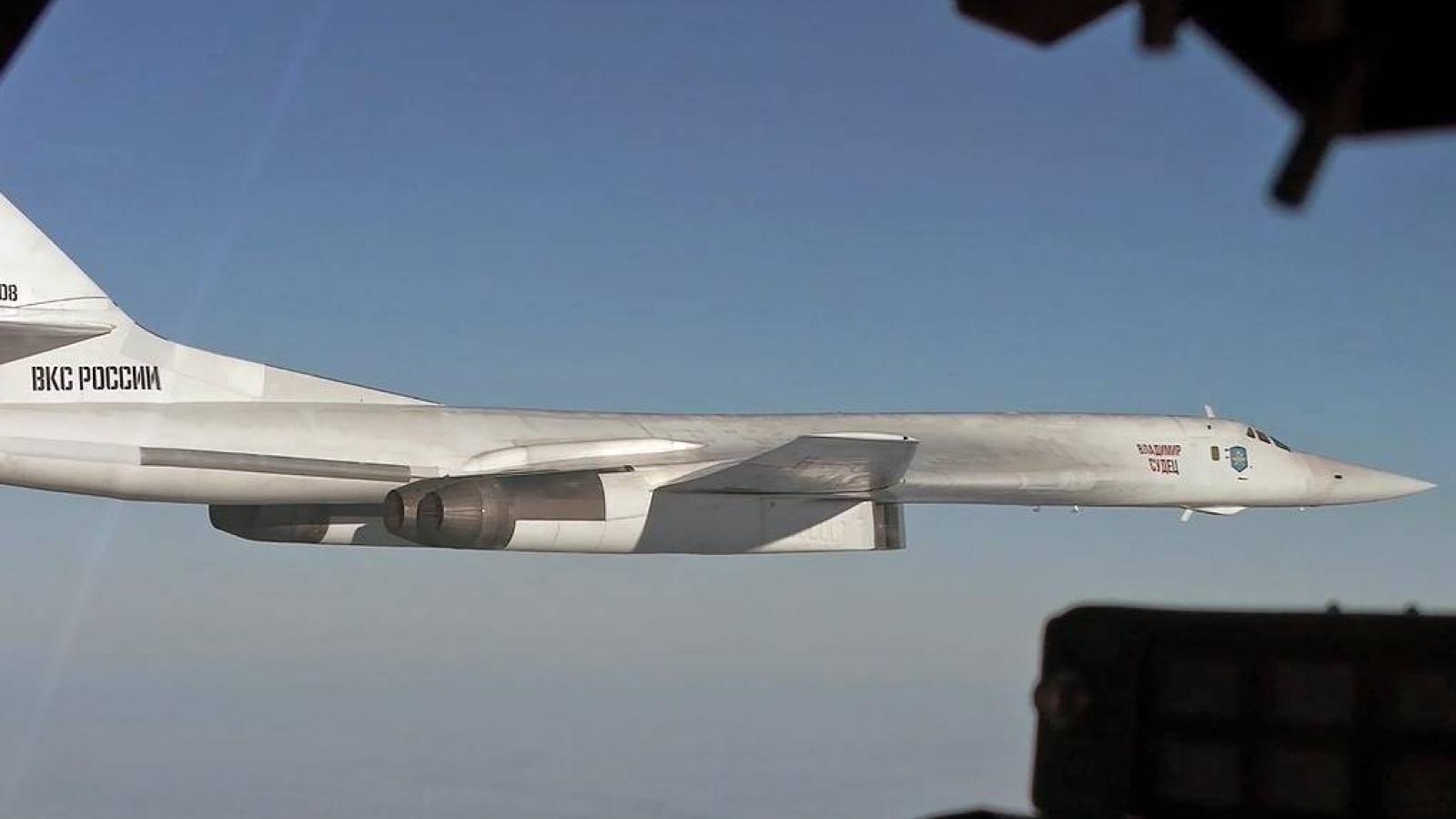 Máy bay Nga xuất hiện trên bầu trời Biển Baltic ngay sau hội nghị thượng đỉnh NATO