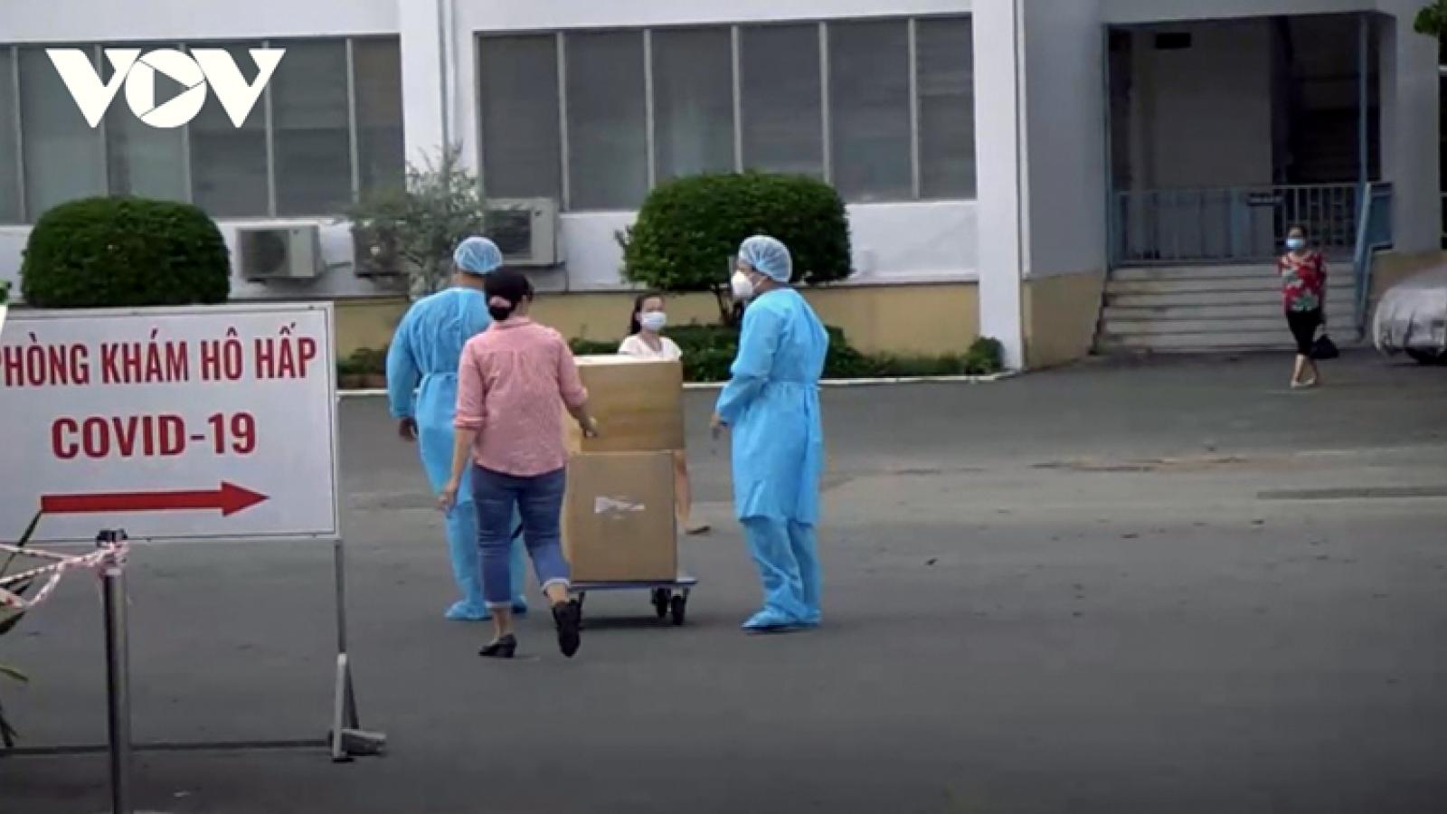 COVID-19: HCM City hospital cases rise sharply, most asymptomatic