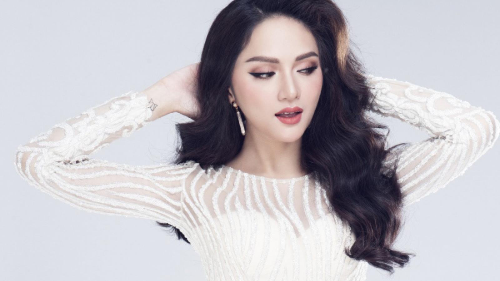 Chuyện showbiz: Hương Giang tái xuất xinh đẹp sau thời gian vắng bóng
