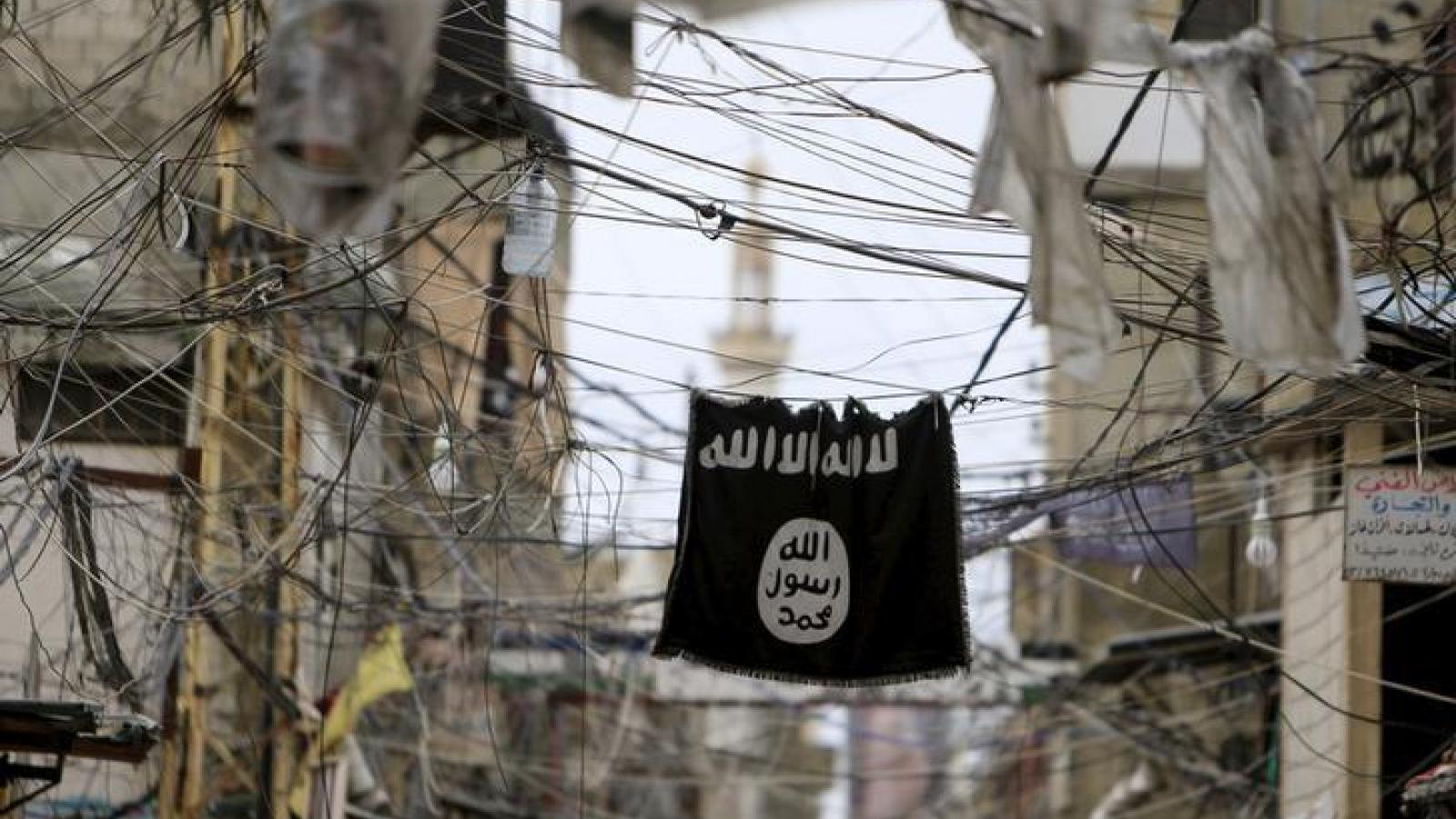 Iraq tuyên án tử hình thủ lĩnh cấp cao IS