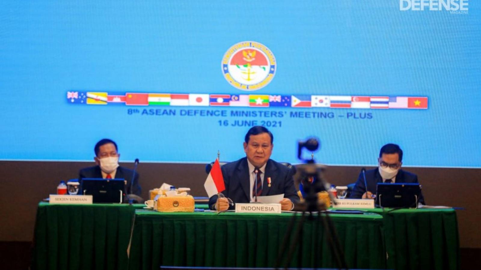 Bộ trưởng Quốc phòng Indonesia: Phải nhìn vào thực tế các vấn đề ở Biển Đông