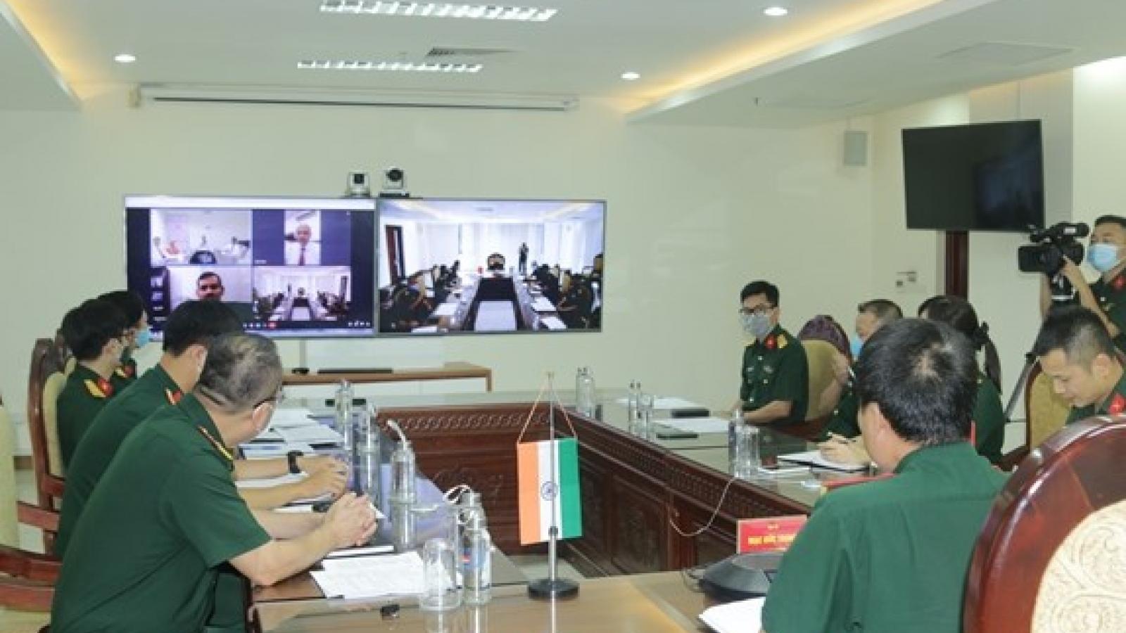 Vietnam, India step up UN peacekeeping cooperation