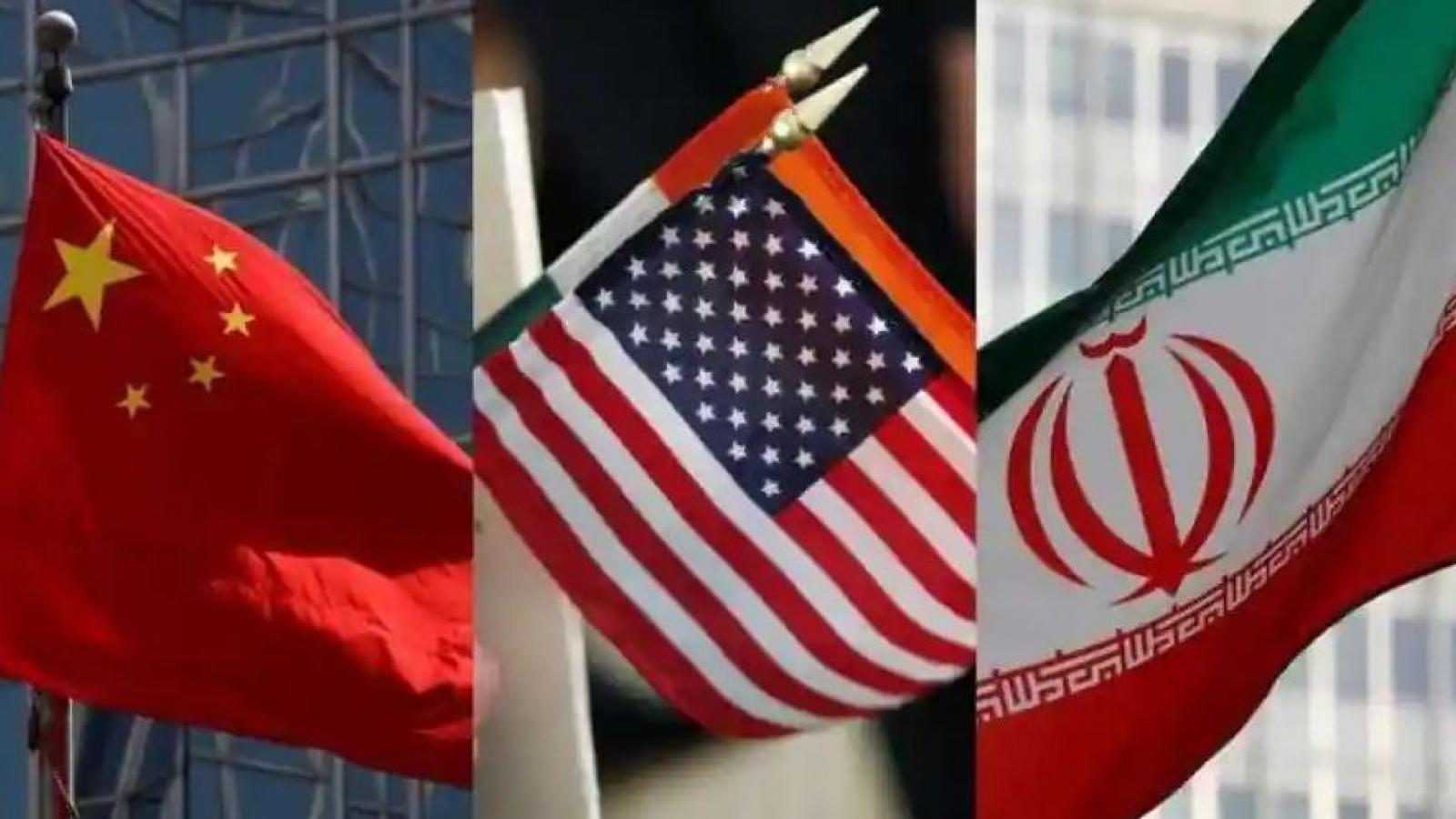 Trung Quốc kêu gọi Mỹ dỡ bỏ trừng phạt Iran, tiến tới thỏa thuận hạt nhân cuối cùng