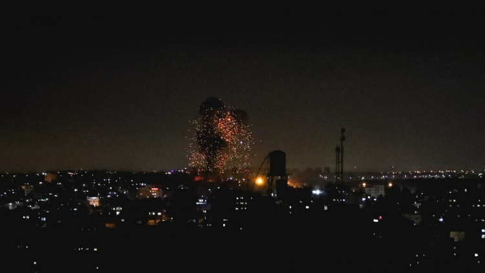 Israelkhông kích Gaza ngày thứ 2 liên tiếp