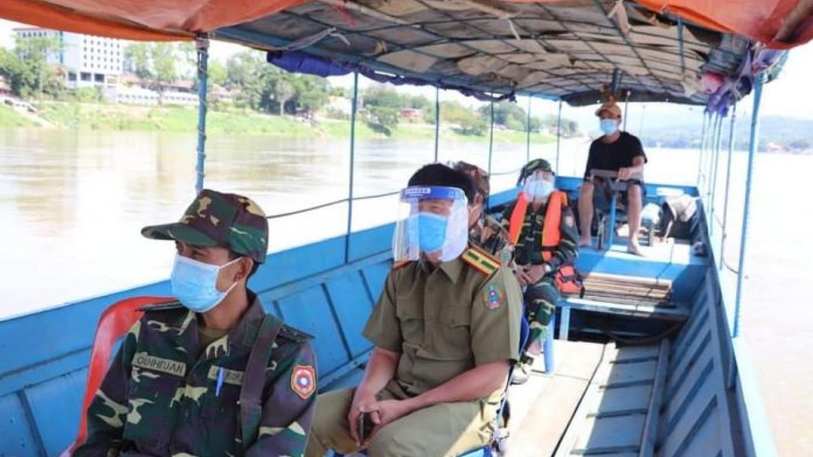 Lào lo ngại các biến thể SARS-CoV-2 mới tại một số nước láng giềng