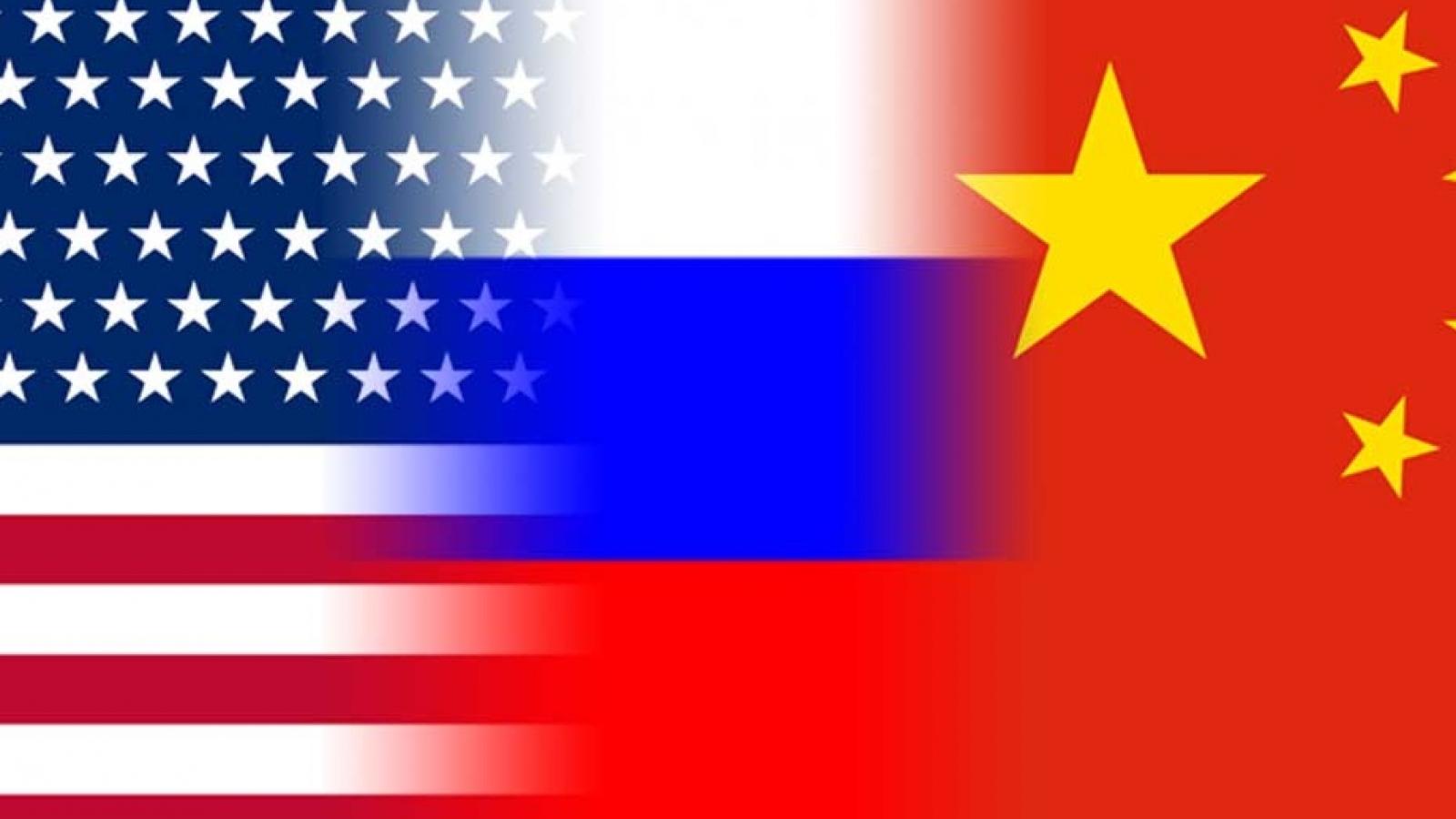 Trung Quốc-Nga bàn về Triều Tiên trong lúc Mỹ-NATO thảo luận tình hình Nga