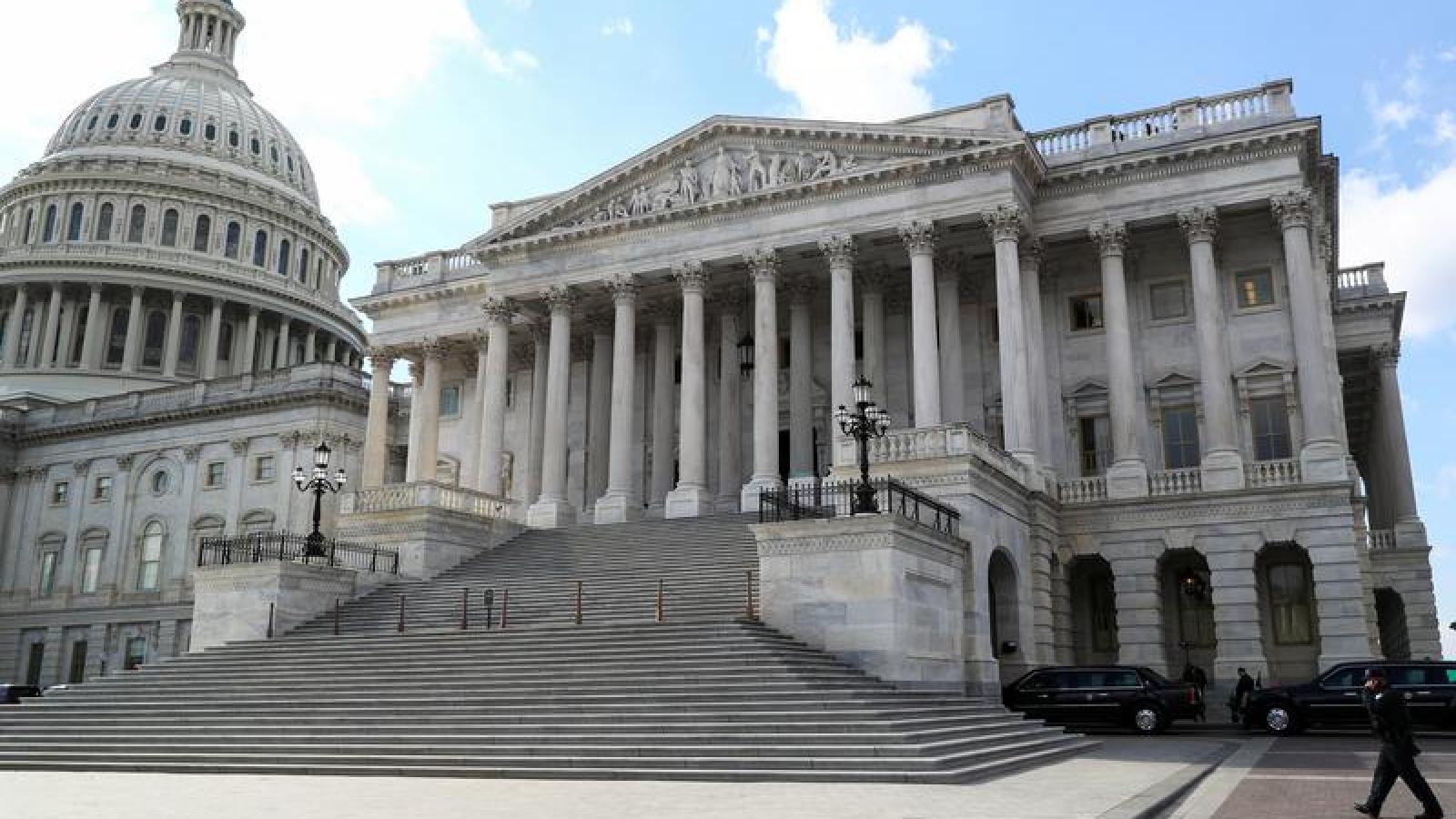 Thượng viện Mỹ thông qua dự luật nhằm ứng phó với sự cạnh tranh của Trung Quốc