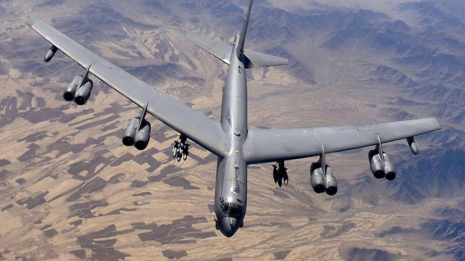Nga tố Mỹ khiêu khích khi dùng máy bay ném bom B-52H trong tập trận trên Biển Baltic