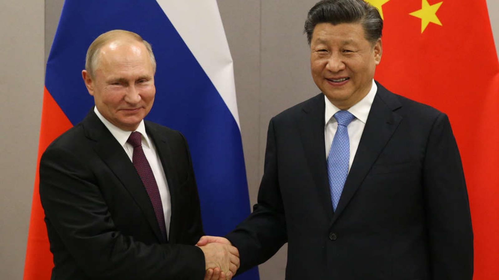 """Trung Quốc cảnh báo sẽ cùng Nga đáp trả hành động """"khiêu khích nghiêm trọng"""" của Mỹ"""