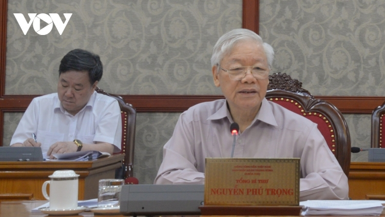 Party leader requests greater efforts to bring COVID-19 under control