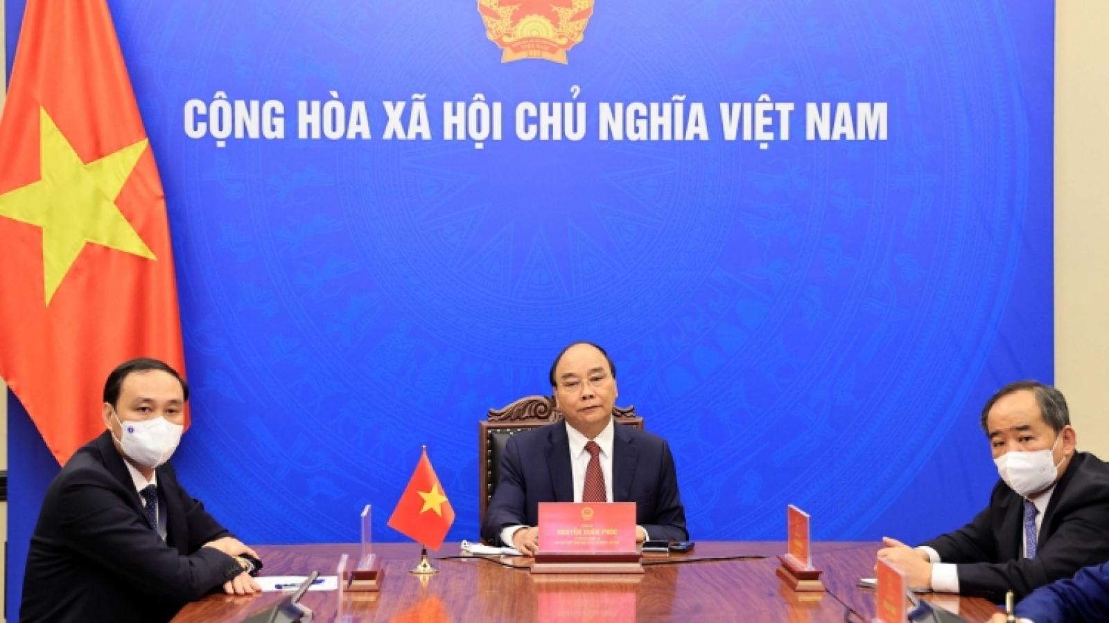 RoK businesses raise US$1 million for Vietnamese COVID-19 fight