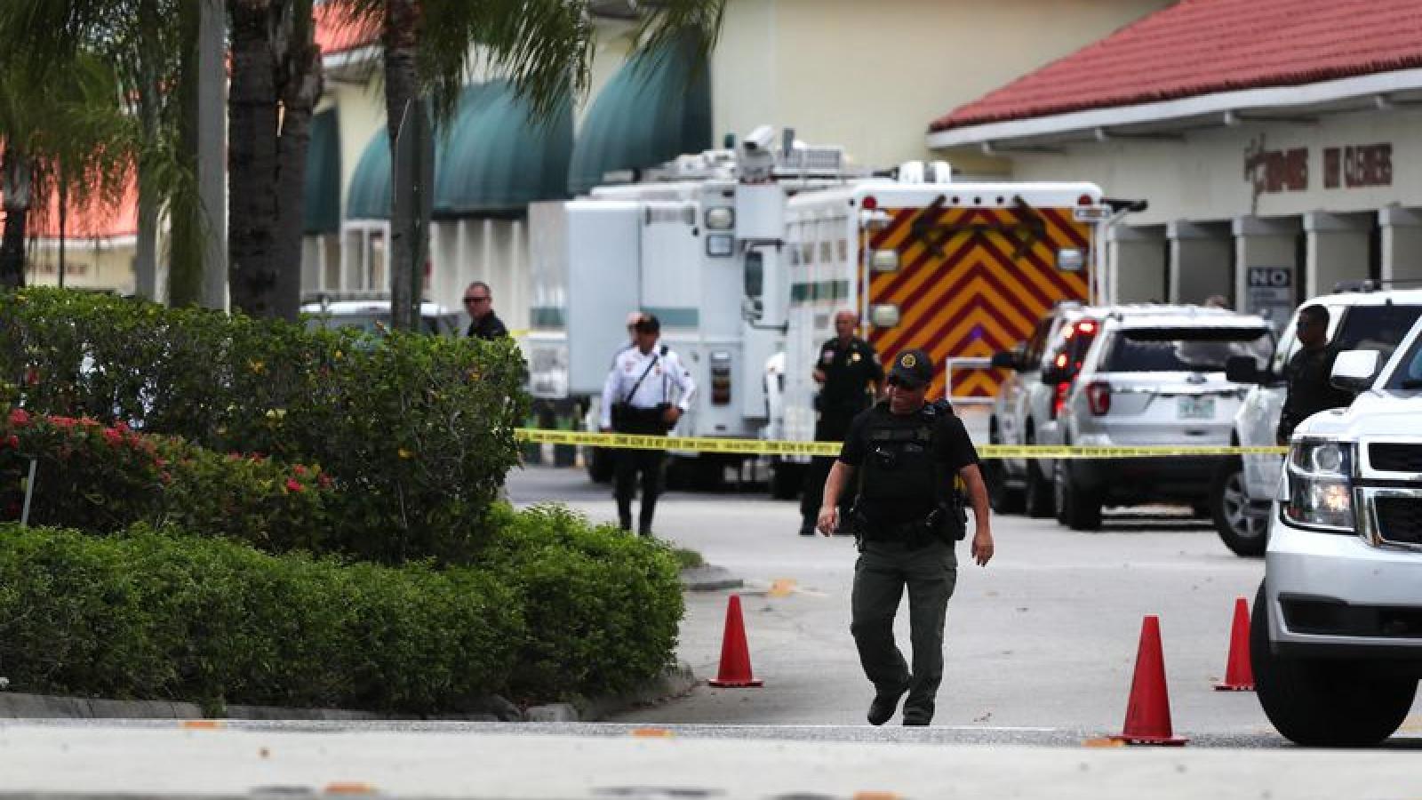 Xả súng tại siêu thị ở Mỹ khiến 3 người chết
