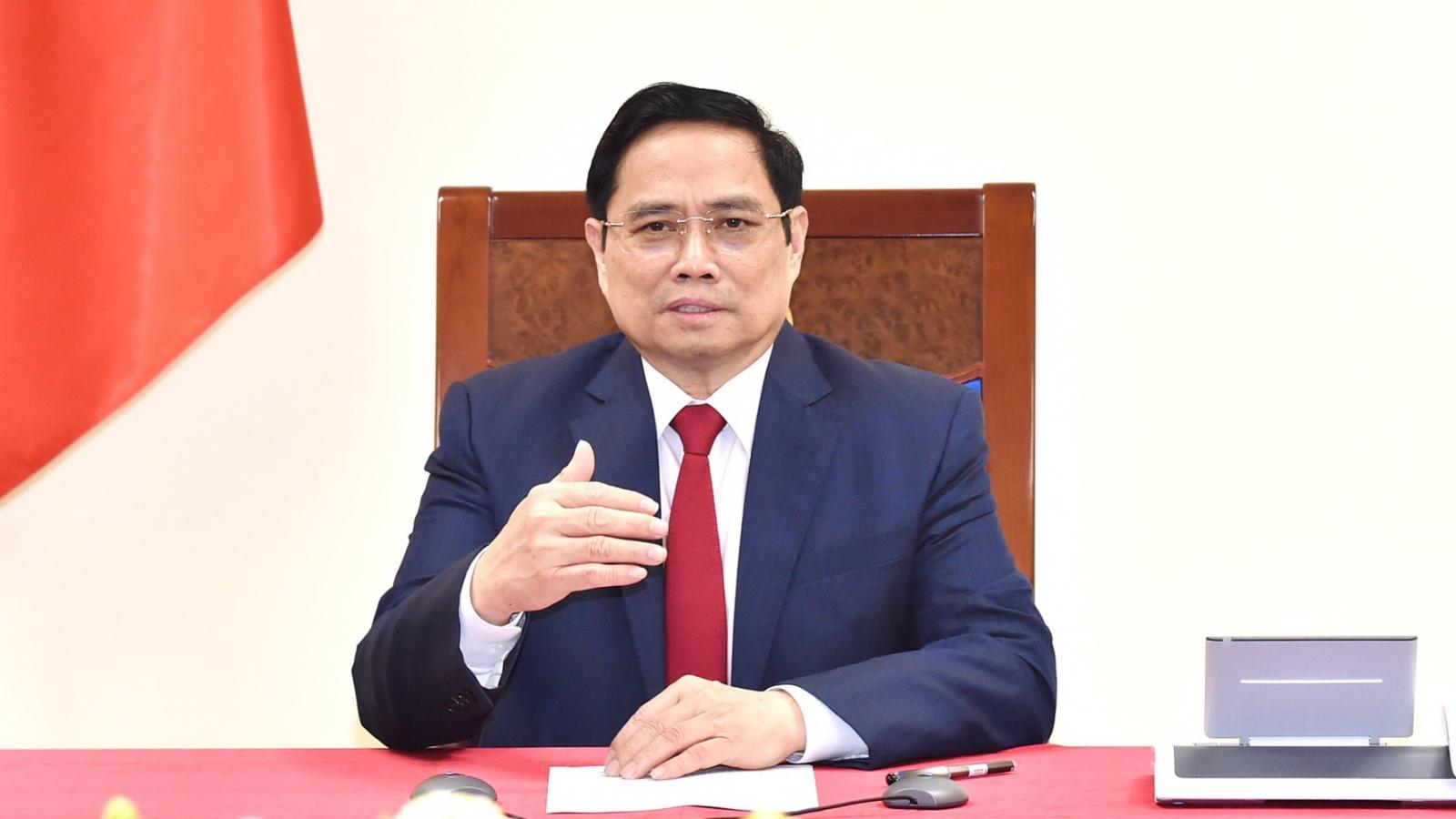 Thủ tướng đề nghị WHO hỗ trợ Việt Nam sớm nhận các lô vaccine