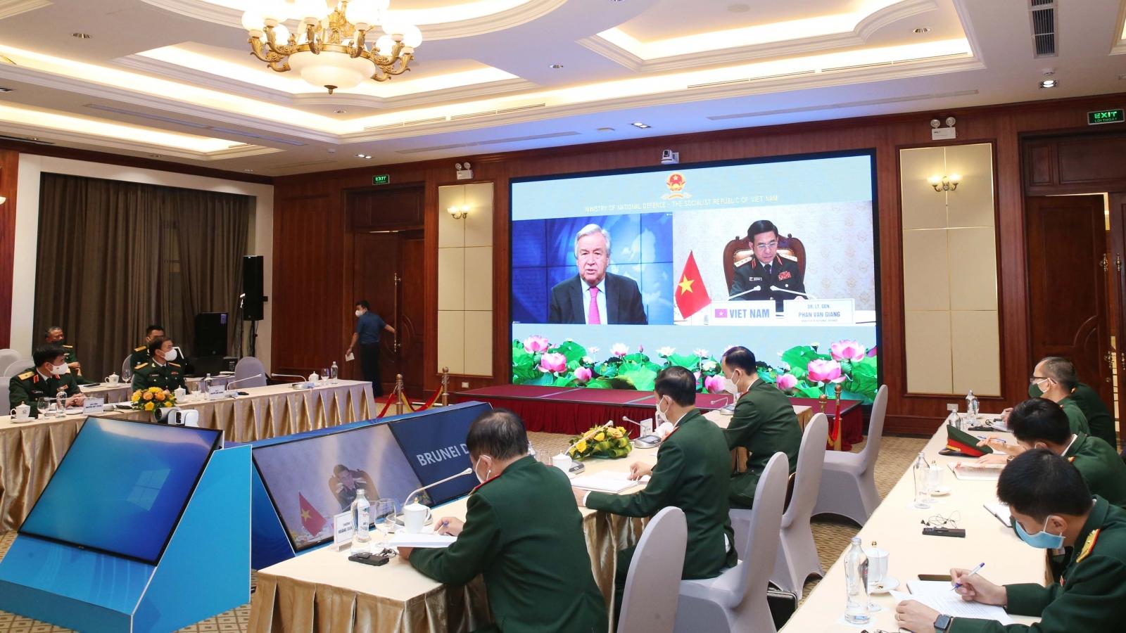 Hội nghị An ninh Quốc tế Moskva lần thứ 9: Các quan điểm chiến lược về an ninh khu vực