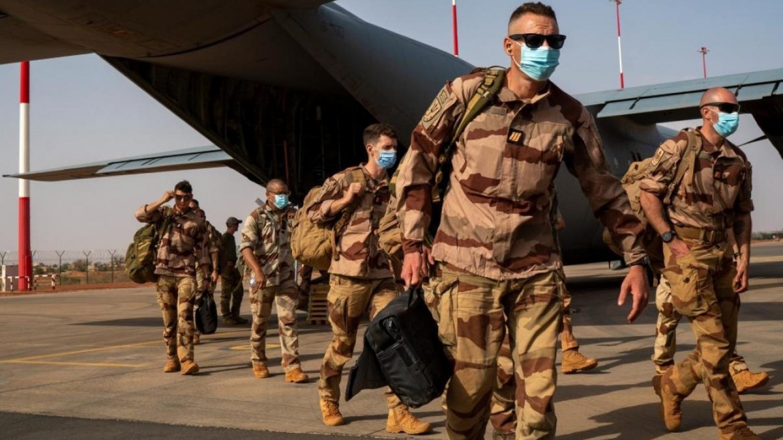 Quân đội Pháp tiêu diệt một thủ lĩnh cấp cao al-Qaeda