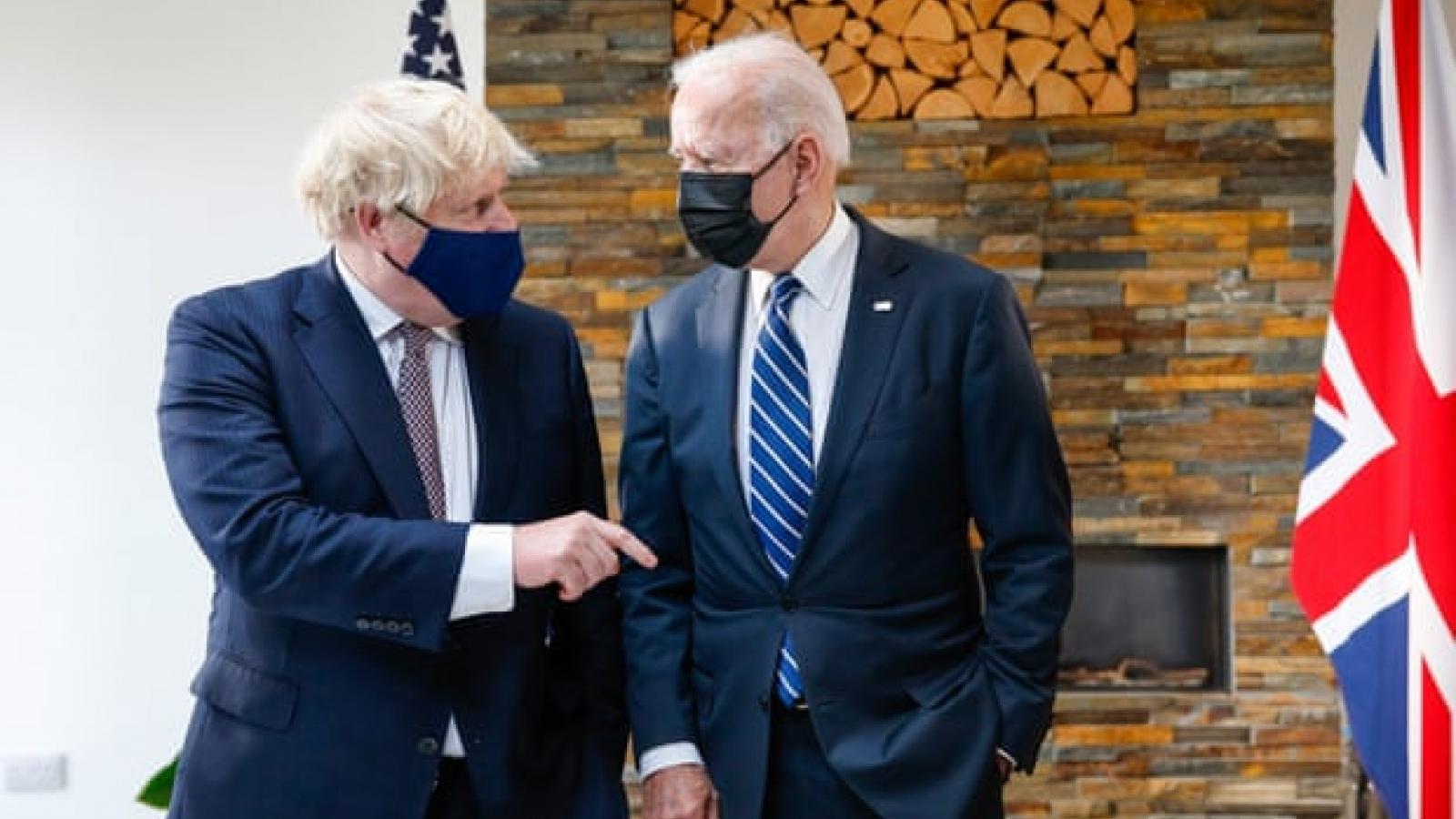 """Thượng đỉnh G7 khai mạc với """"làn không khí mát lành"""" từ Mỹ"""