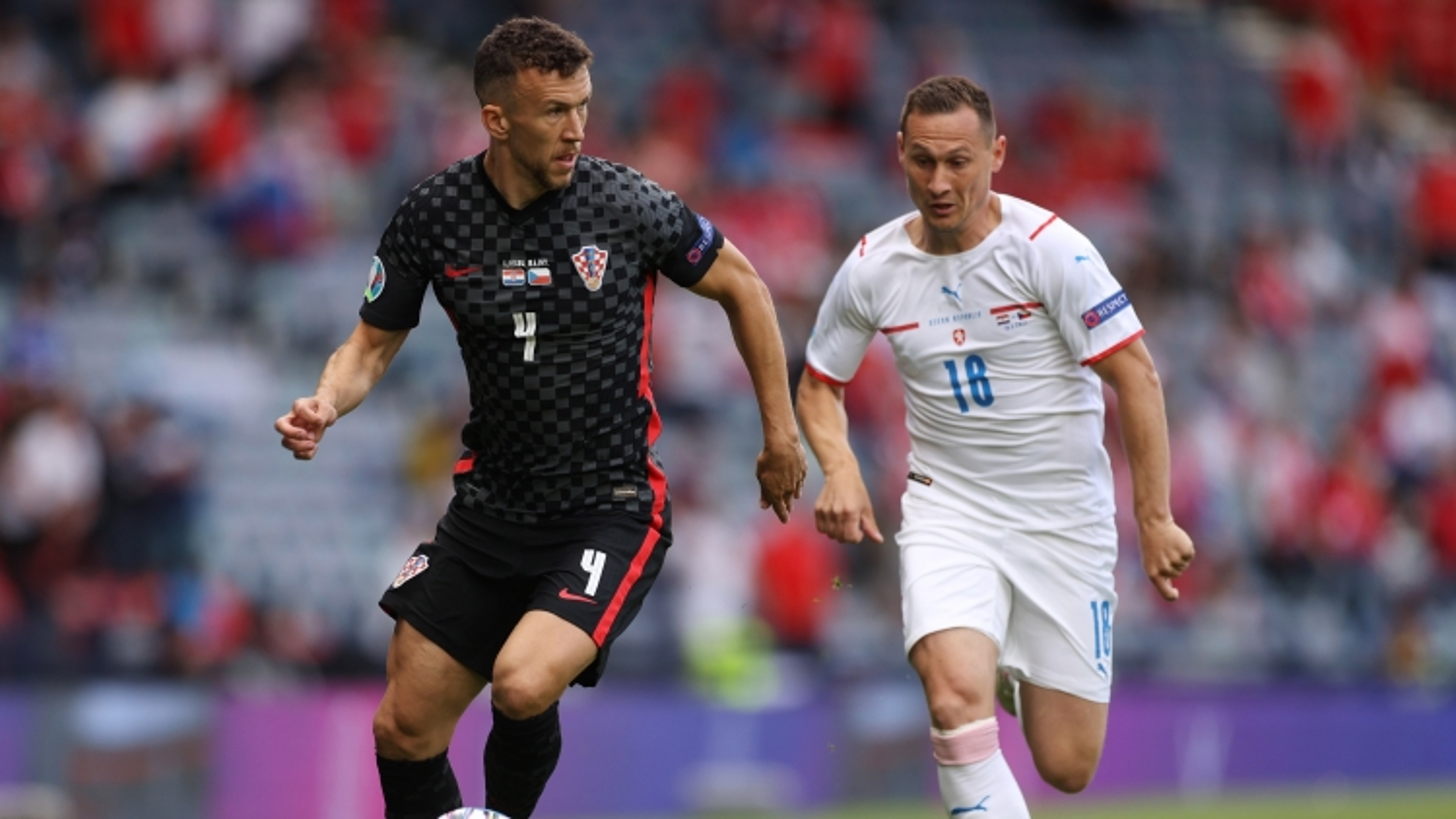 "Trực tiếp Croatia 0-0 CH Séc: ""Siêu phẩm"" tiếp theo chờ Patrik Schick"