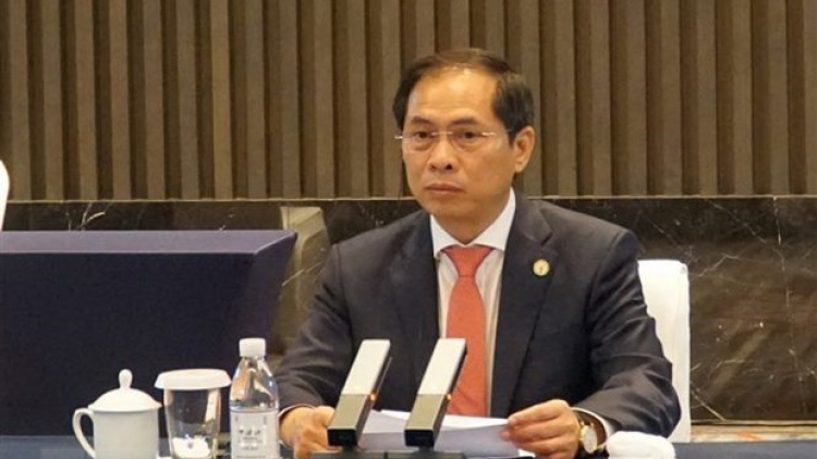 Vietnam attends 6th Mekong-Lancang Cooperation Foreign Ministers' Meeting