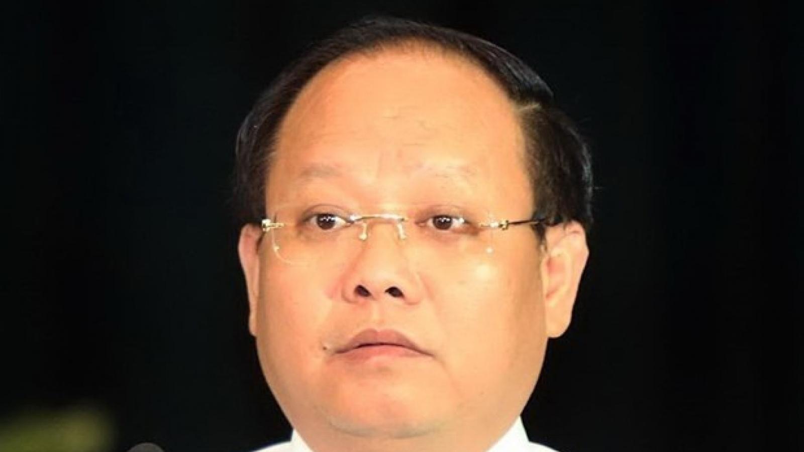 Vụ án Công ty Đầu tư và Xây dựng Tân Thuận: Khởi tố ông Tất Thành Cang