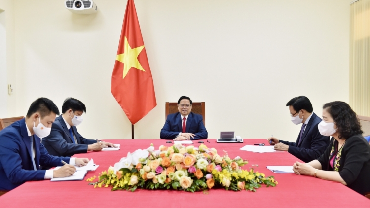 Government leader suggests WHO support vaccine delivery to Vietnam