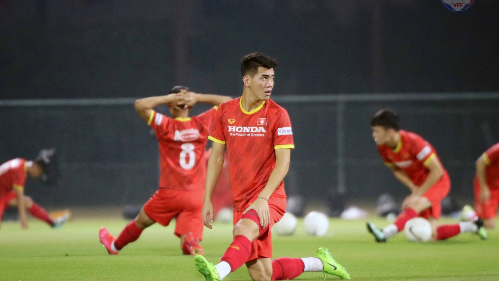 Tiến Linh: ĐT Việt Nam đang hoàn thiện trước trận gặp Indonesia