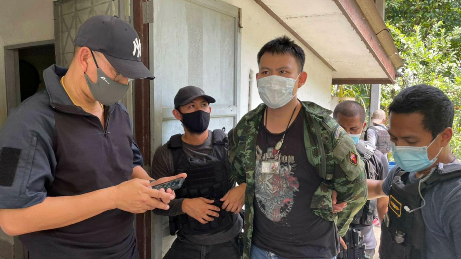 Xả súng ở bệnh viện dã chiến Covid-19 tại Thái Lan khiến ít nhất 2 người thiệt mạng