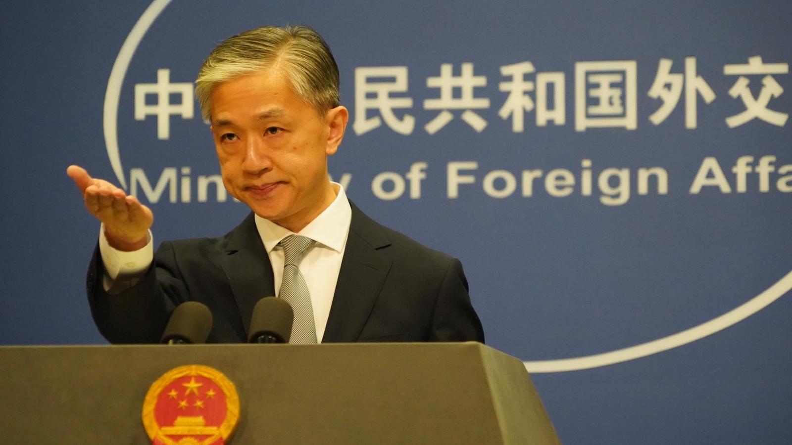 """Trung Quốc: Các bên cần có quan điểm """"đúng sai"""" rõ ràng trong vấn đề hạt nhân Iran"""