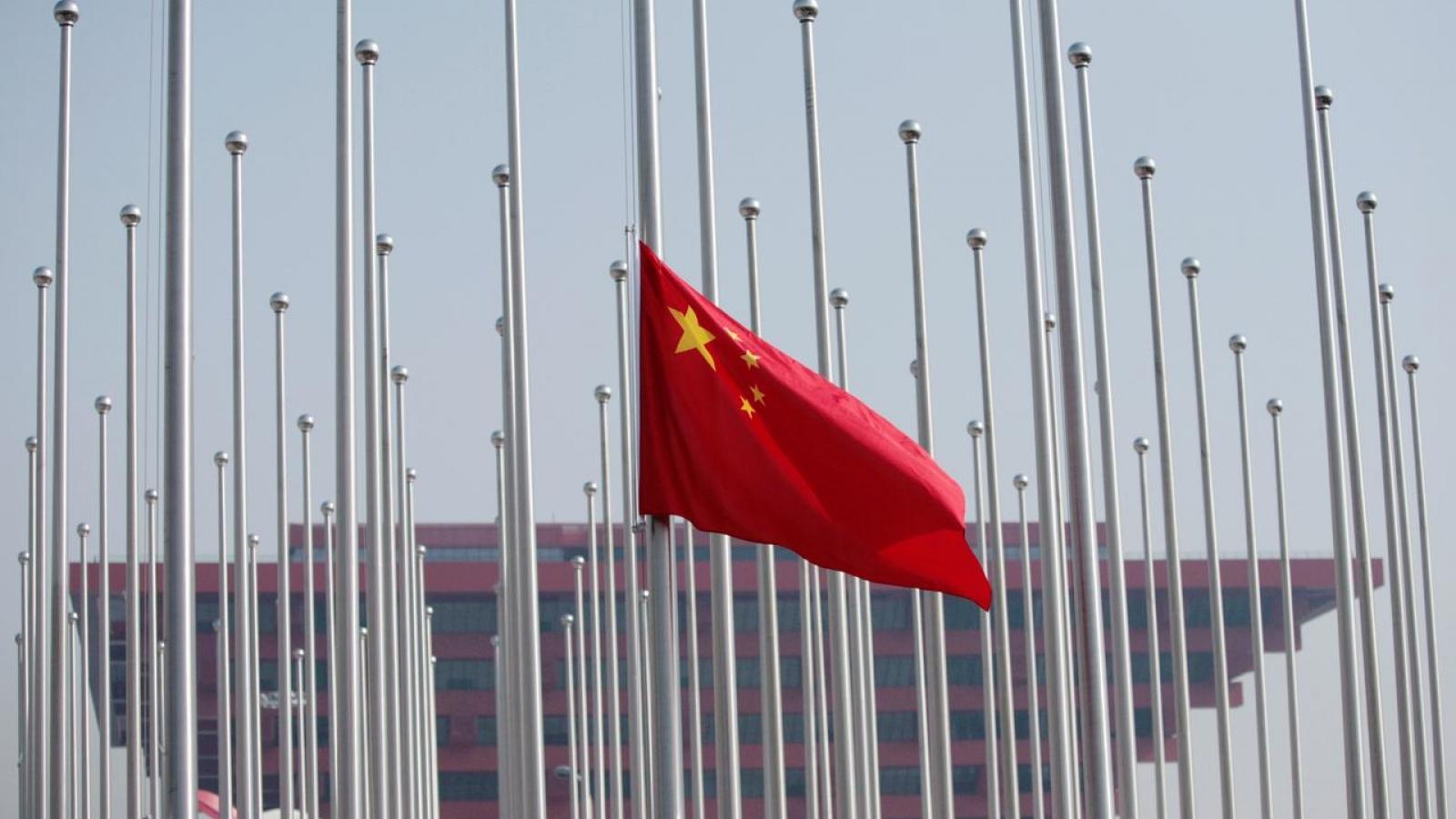 Trung Quốc sắp ban hành đạo luật chống lại lệnh trừng phạt nước ngoài