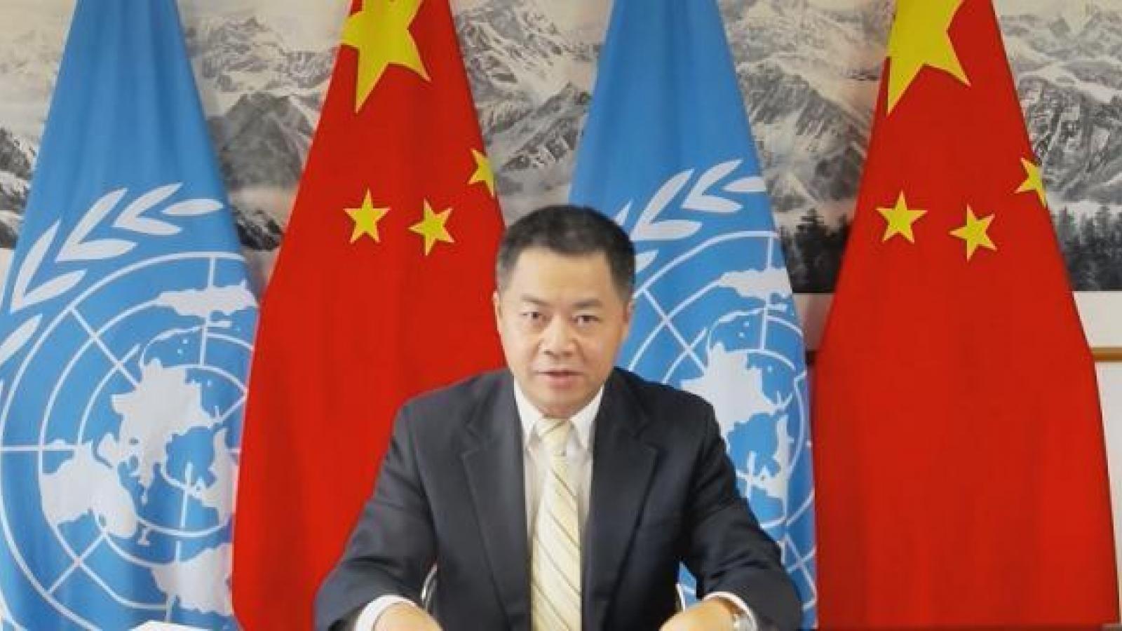 """Trung Quốc đòi điều tra """"tội ác diệt chủng"""" của Mỹ và phương Tây"""