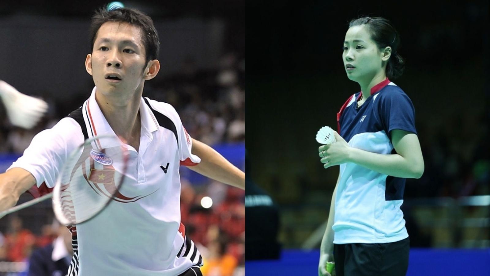 Nguyễn Tiến Minh và Nguyễn Thùy Linh có vé dự Olympic Tokyo