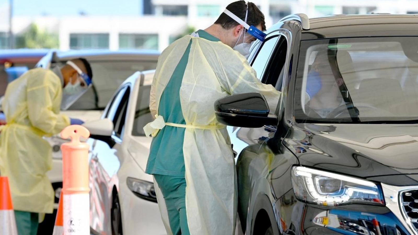 Thêm một bang Australia áp lệnh giới nghiêm để phòng dịch Covid-19