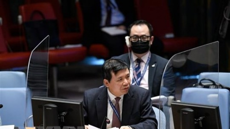 Vietnam calls for an end to violence in Myanmar