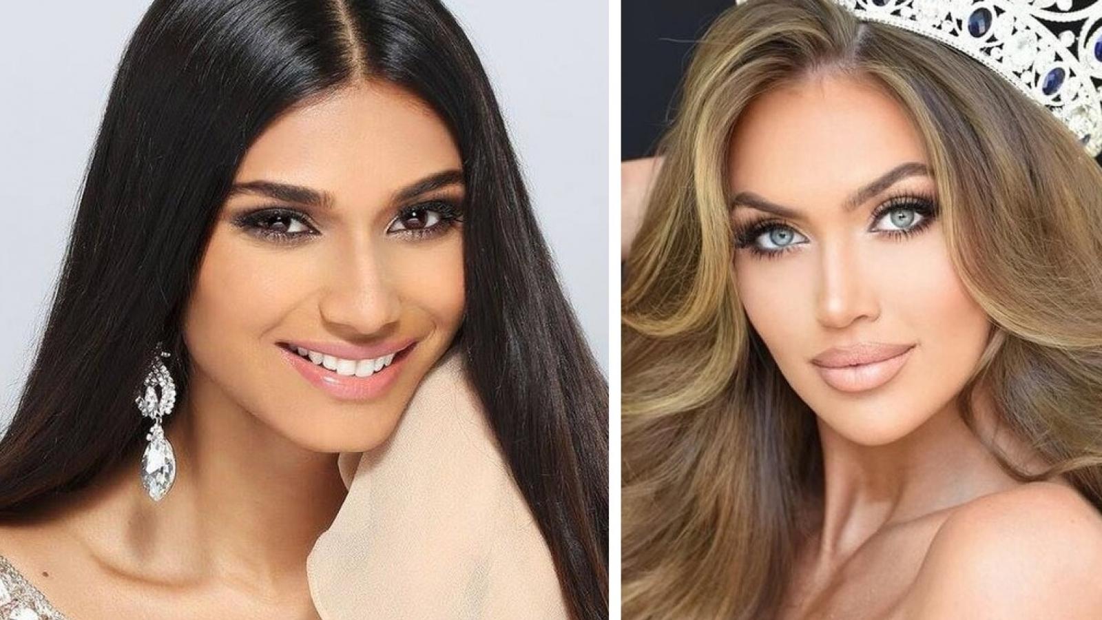 Hoa hậu Siêu quốc gia Mỹ trả lại vương miện, Á hậu 1 thay thế