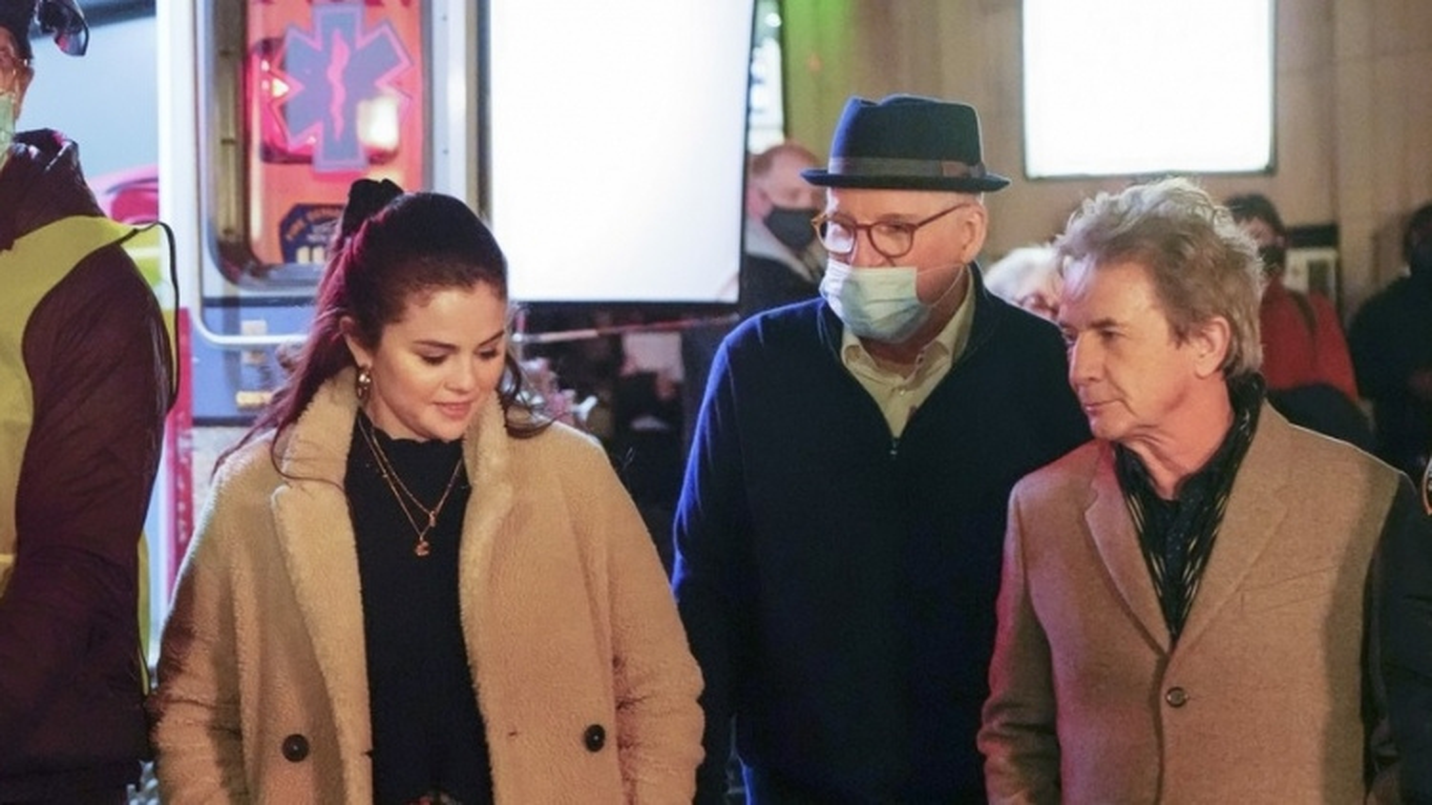 Selena Gomez thừa nhận kính nể, học hỏi được nhiều điều từ hai diễn viên gạo cội