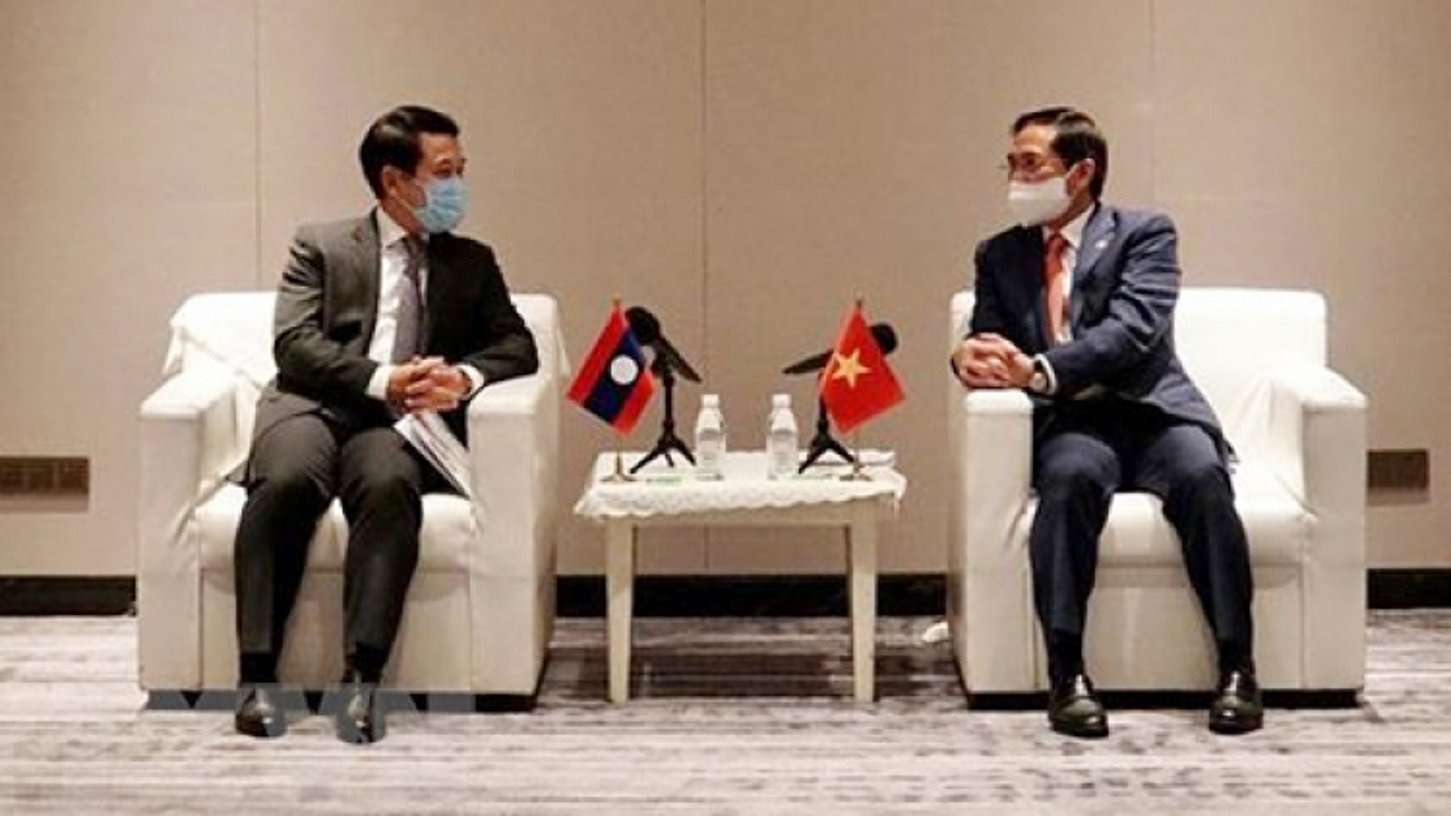 Vietnam, Laos beef up bilateral cooperation