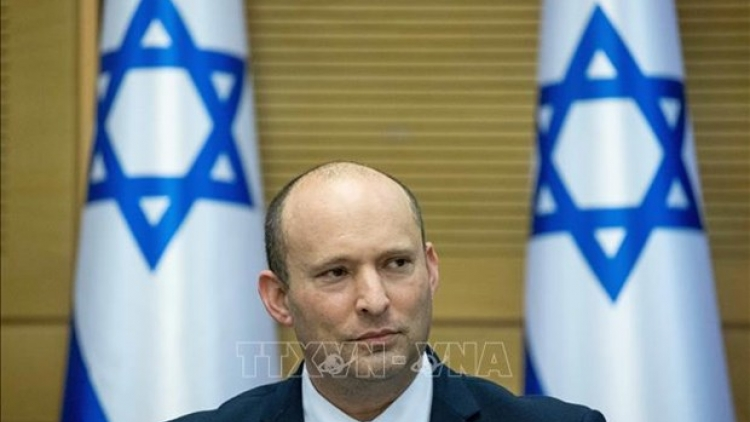 Congratulations to Israel's new PM