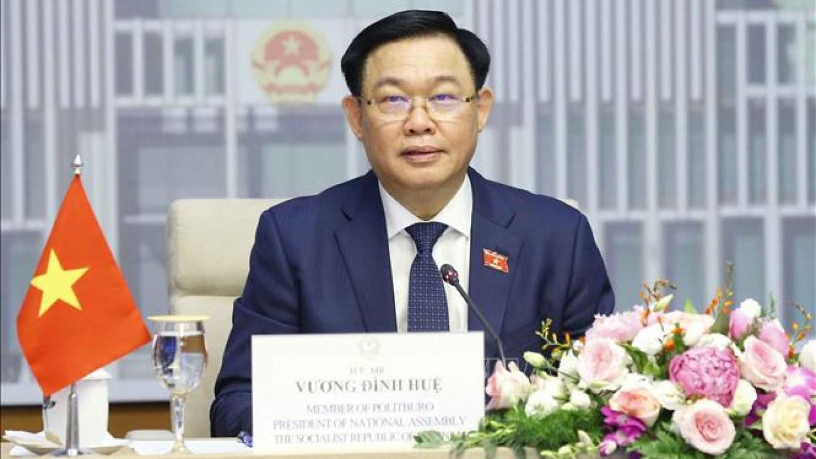 Vietnam, Brunei strengthen parliamentary cooperation