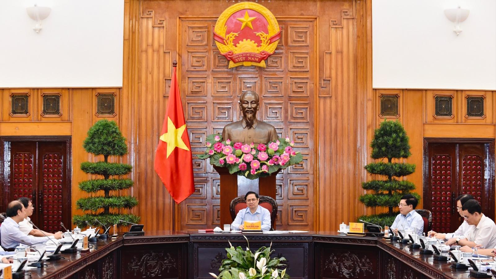 Thủ tướng Phạm Minh Chính: Ngành Ngoại giao cần chủ động, nhạy bén, sáng tạo