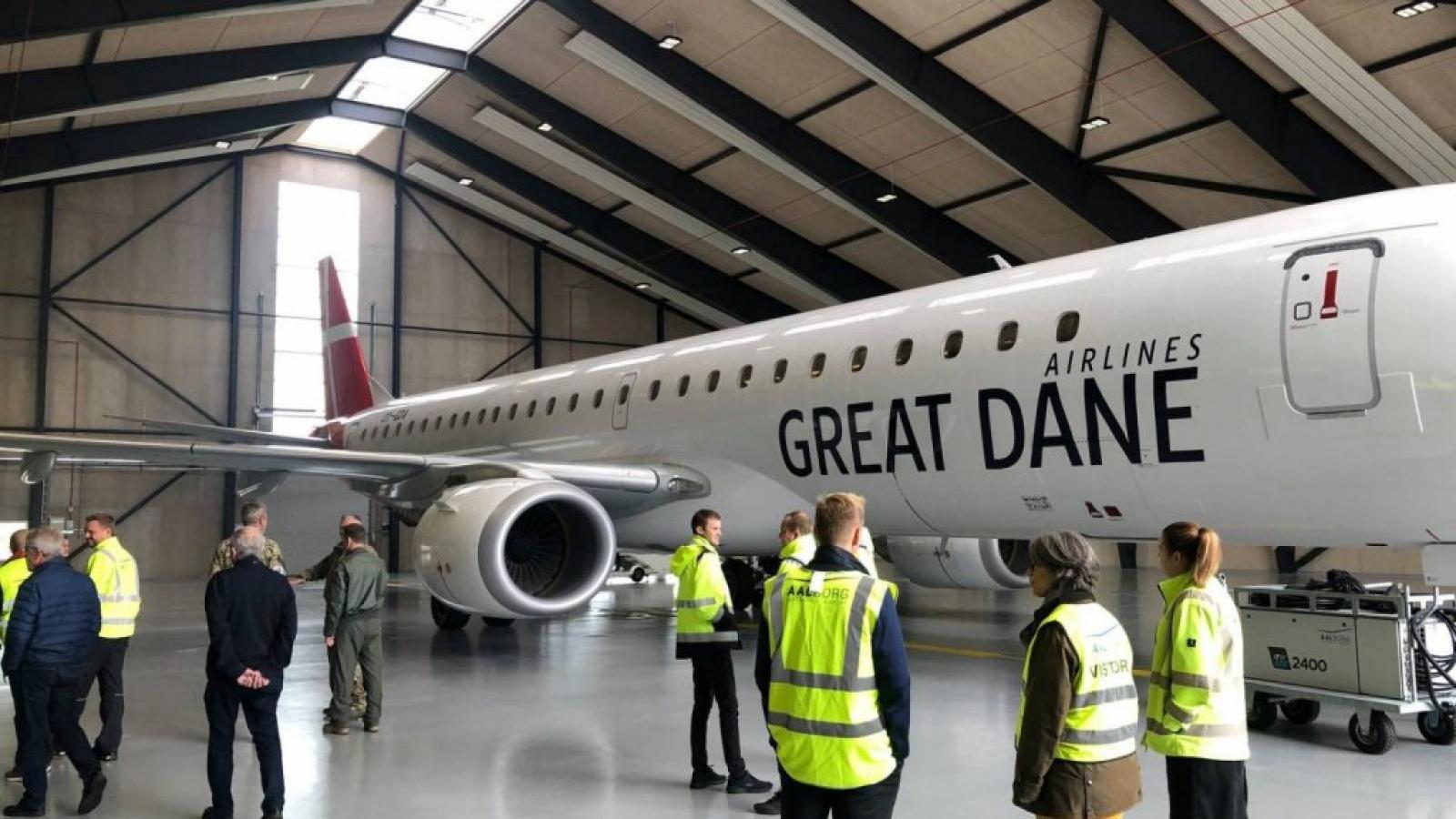 Hãng hàng không Hà Lan, Đan Mạch sử dụng dịch vụ kỹ thuật hàng không PIA tại Việt Nam