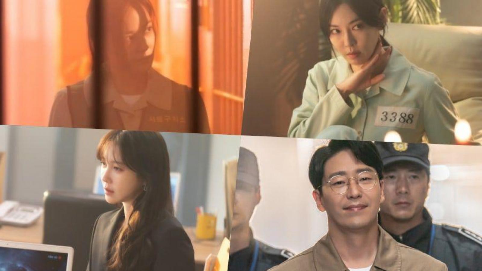 """""""Penthouse 3"""" hé lộ cuộc sống sang chảnh trong tù của """"cô giáo"""" Cheon Seo Jin"""