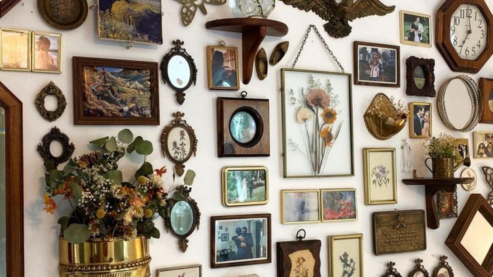 Nâng cấp ngôi nhà trở nên sành điệu bằng những món đồ cũ