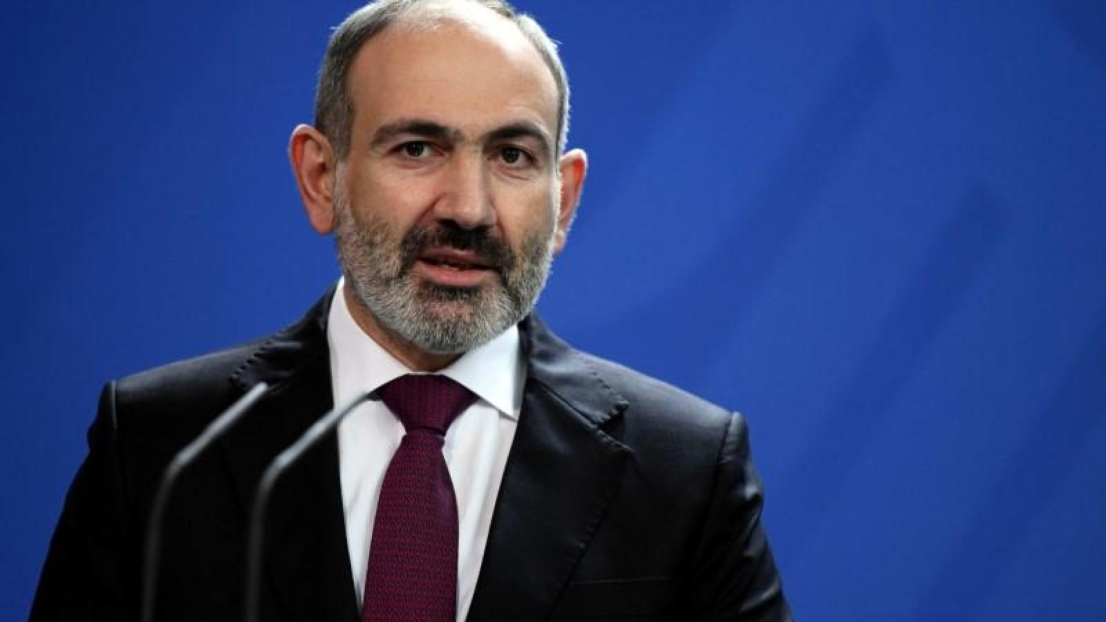 Quyền Thủ tướng Armenia sẵn sàng đem con trai đổi lấy công dân bị Azerbaijan bắt